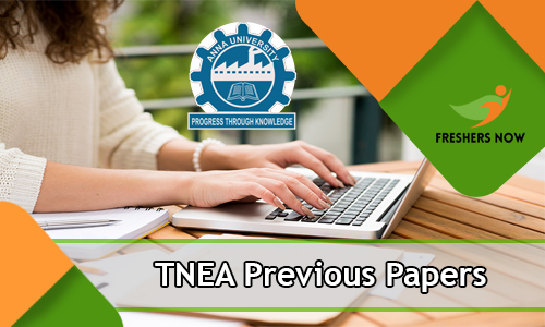 TNEA Previous Papers