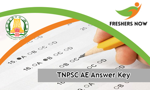TNPSC AE Answer Key