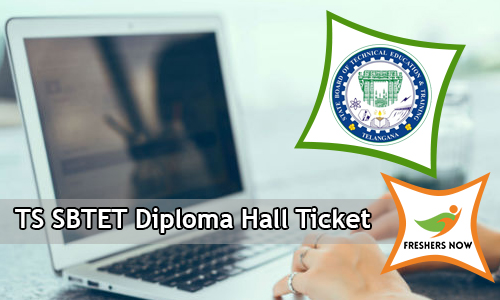 TS SBTET Diploma Hall Ticket