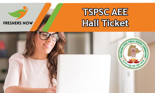 TSPSC AEE Hall Ticket