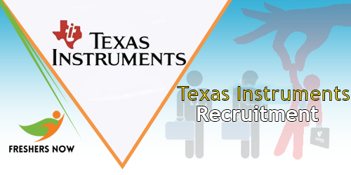 Texas Instruments Recruitment