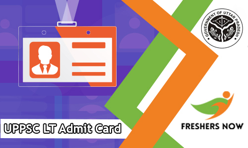 UPPSC LT Admit Card