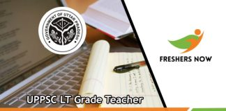 UPPSC LT Grade Teacher Previous Papers