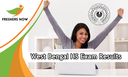West Bengal HS Exam Results