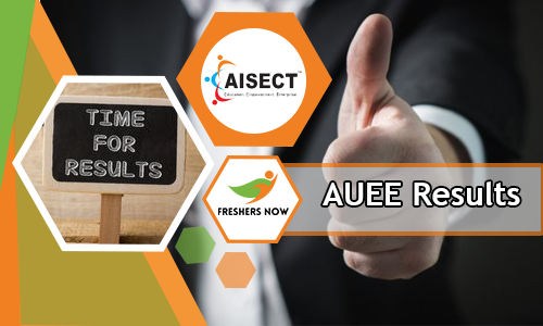 AUEE Results