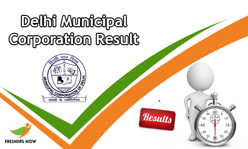Delhi Municipal Corporation Result