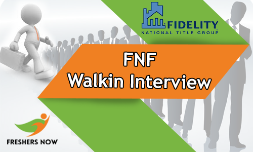 FNF Walkin Interview