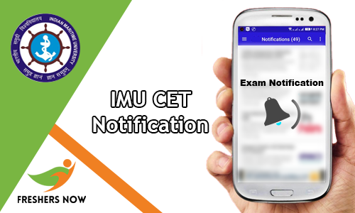 IMU CET Notification