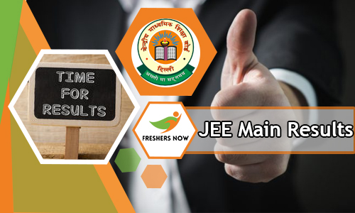 JEE Top Results