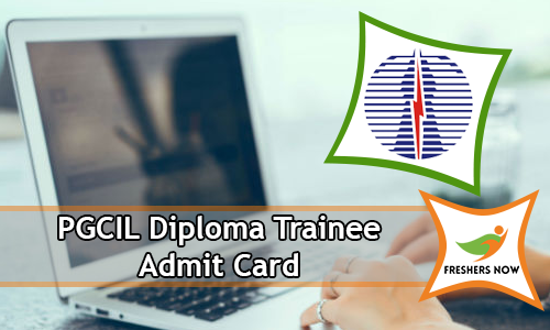 PGCIL Diploma Trainee Admit Card