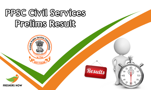 PPSC Civil Services Prelims Result