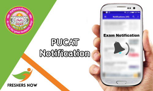 PUCAT Notification