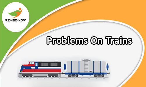 Problems On Trains Quiz