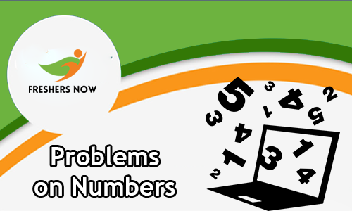 Problems on Numbers Quiz