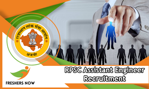 RPSC Assistant Engineer Jobs