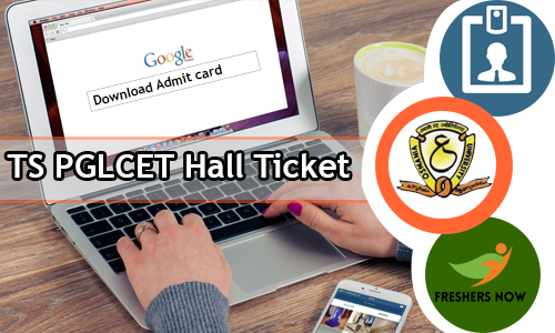 TS PGLCET Hall Ticket