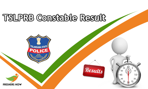TS Police Constable Mains Result 2019 - FWT Cut Off Marks