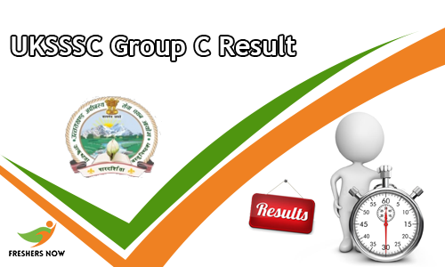 UKSSSC Group C Result