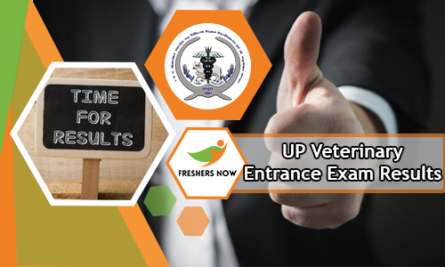 UP Veterinary Entrance Exam Results