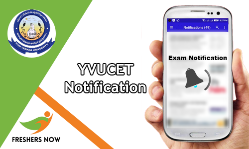 YVUCET Notification