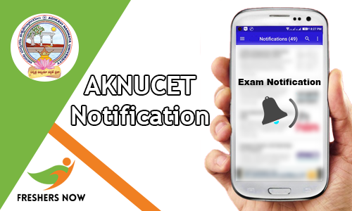 AKNUCET Notification