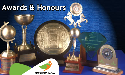 Awards and Honours Quiz