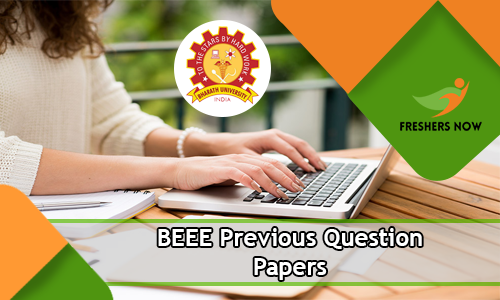 BEEE Previous Question Papers