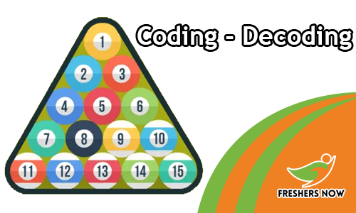 Coding - Decoding Quiz - Reasoning Questions and Answers