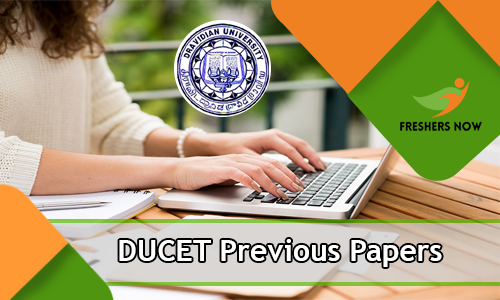 DUCET Previous Papers