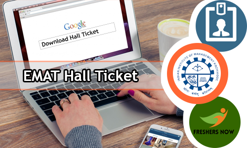 EMAT Hall Ticket