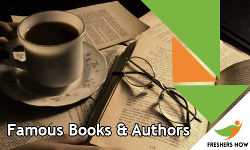 Famous Books and Authors Quiz