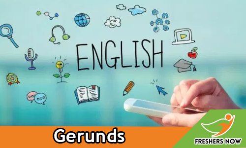 Gerunds - English Questions and Answers Quiz Online Test