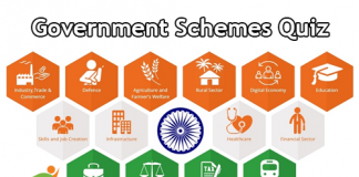 Government Schemes Quiz Online Test - GK Questions and