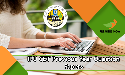 IPU CET Previous Year Question Papers