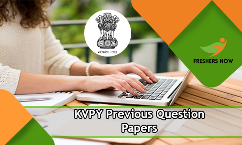 KVPY Previous Question Papers