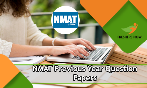 NMAT Previous Year Question Papers