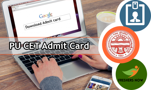 PU CET PG Admit Card 2019 OUT | PG Exam Date @ puchd ac in
