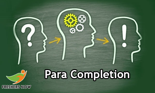 Para Completion