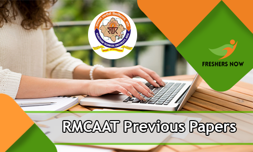 RMCAAT Previous Papers