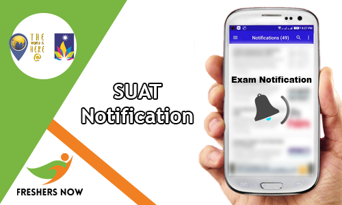 SUAT Notification