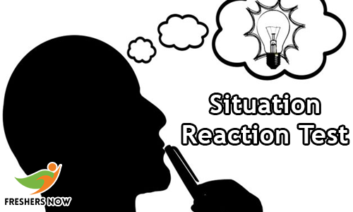Situation Reaction Test