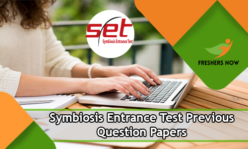 Symbiosis Entrance Test Previous Question Papers