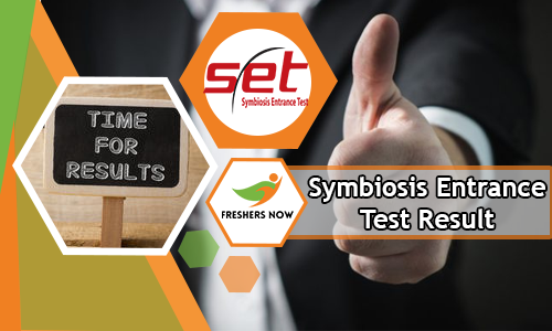 Symbiosis Entrance Test Result