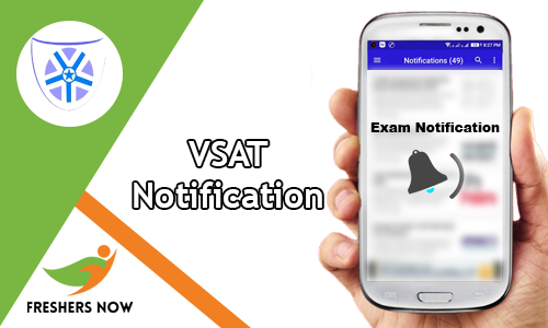 VSAT Notification