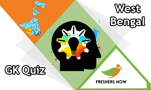 West Bengal GK Quiz
