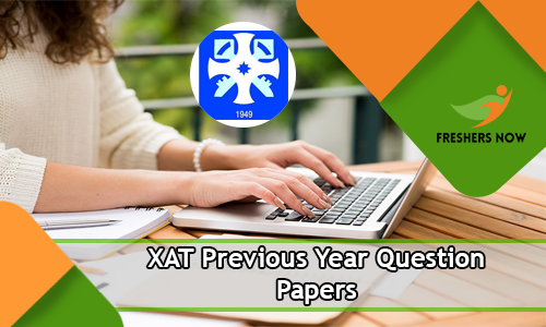 XAT Previous Year Question Papers