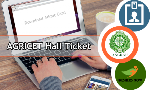 AGRICET Hall Ticket