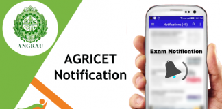 AGRICET-Notification