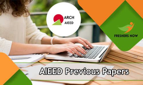 AIEED Previous Papers