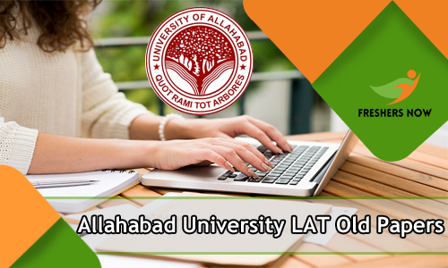 Allahabad University LAT Old Papers